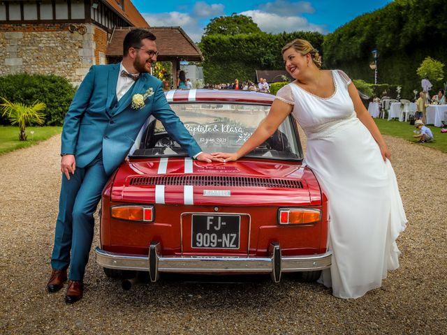 Le mariage de Baptiste et Klara à Illeville-sur-Montfort, Eure 29