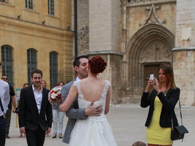 Le mariage de Gaétan et Chloé à Saint-Maximin-la-Sainte-Baume, Var 4