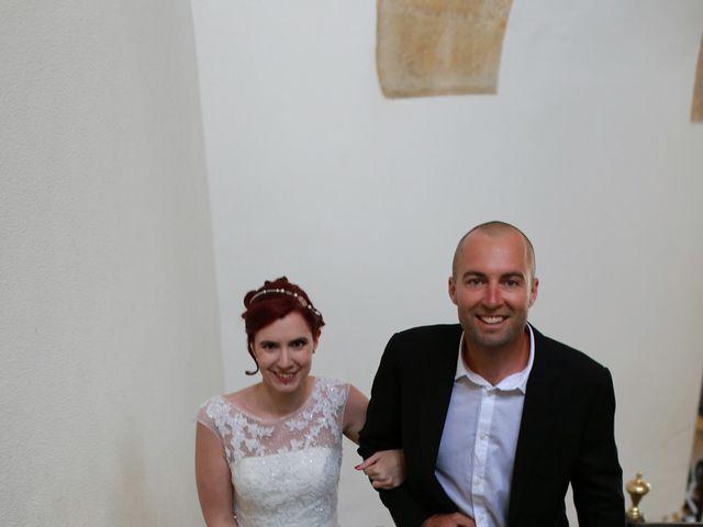 Le mariage de Gaétan et Chloé à Saint-Maximin-la-Sainte-Baume, Var 5