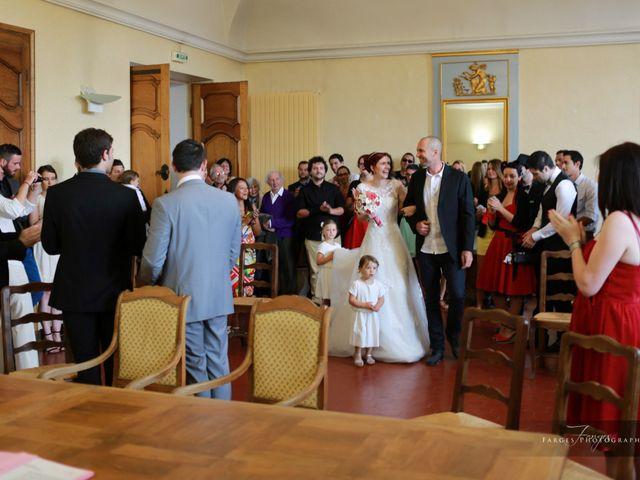 Le mariage de Gaétan et Chloé à Saint-Maximin-la-Sainte-Baume, Var 1