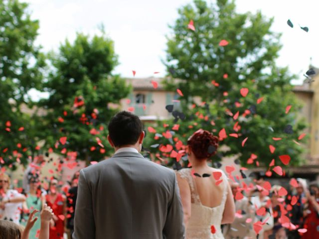 Le mariage de Gaétan et Chloé à Saint-Maximin-la-Sainte-Baume, Var 9