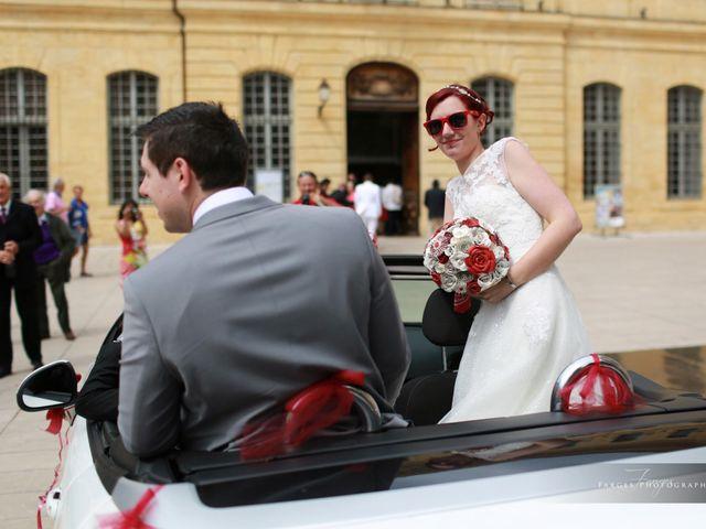 Le mariage de Gaétan et Chloé à Saint-Maximin-la-Sainte-Baume, Var 10