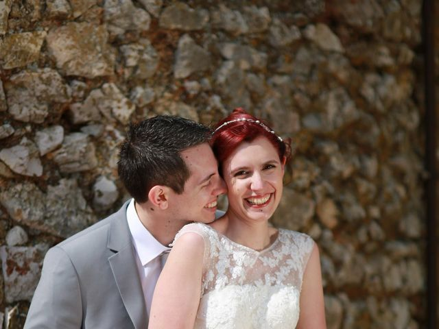 Le mariage de Gaétan et Chloé à Saint-Maximin-la-Sainte-Baume, Var 11