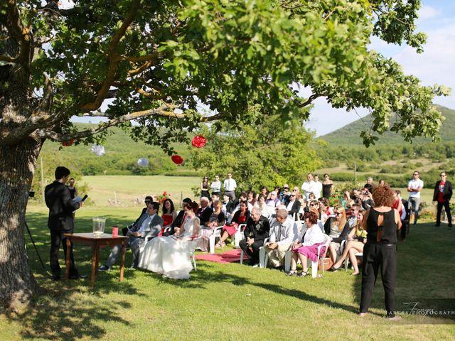 Le mariage de Gaétan et Chloé à Saint-Maximin-la-Sainte-Baume, Var 18