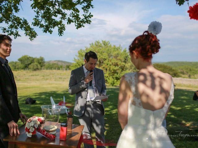 Le mariage de Gaétan et Chloé à Saint-Maximin-la-Sainte-Baume, Var 19
