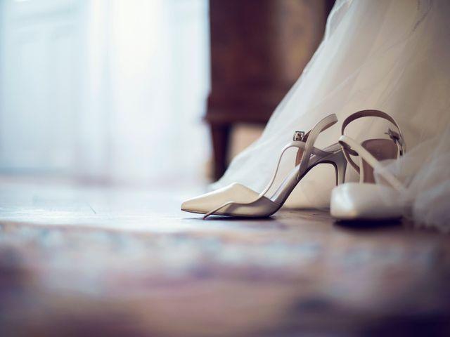 Le mariage de Julien et Deborah à Ornans, Doubs 5