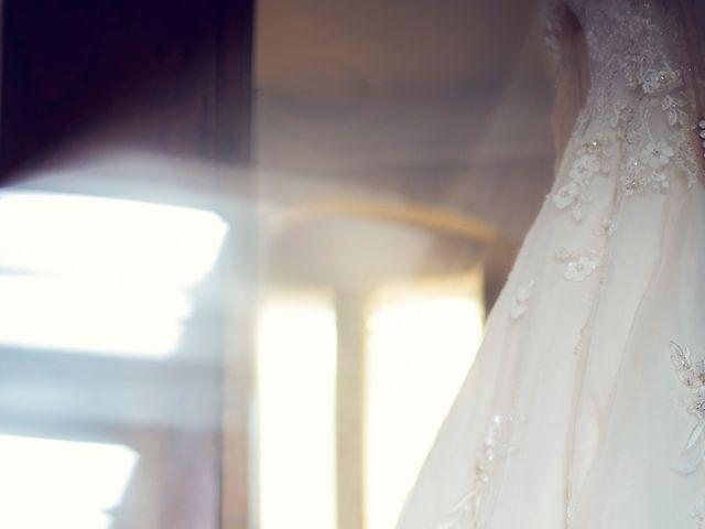 Le mariage de Julien et Deborah à Ornans, Doubs 8