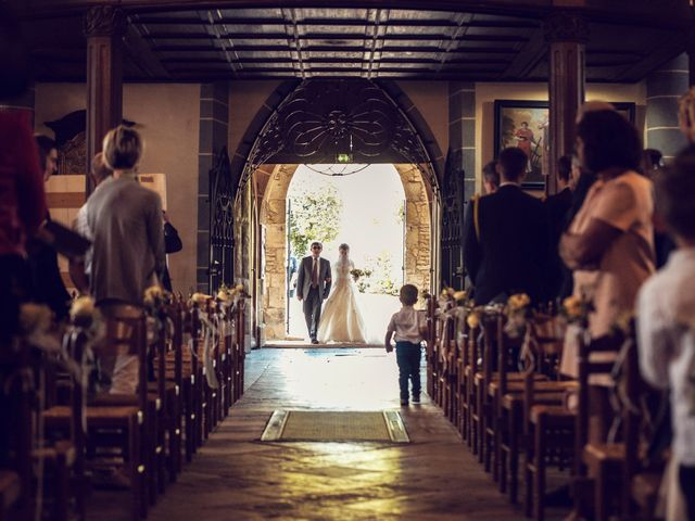 Le mariage de Julien et Deborah à Ornans, Doubs 21