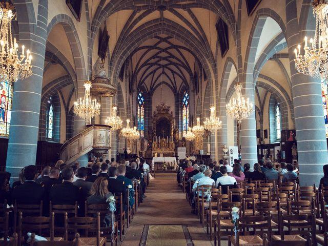 Le mariage de Julien et Deborah à Ornans, Doubs 24