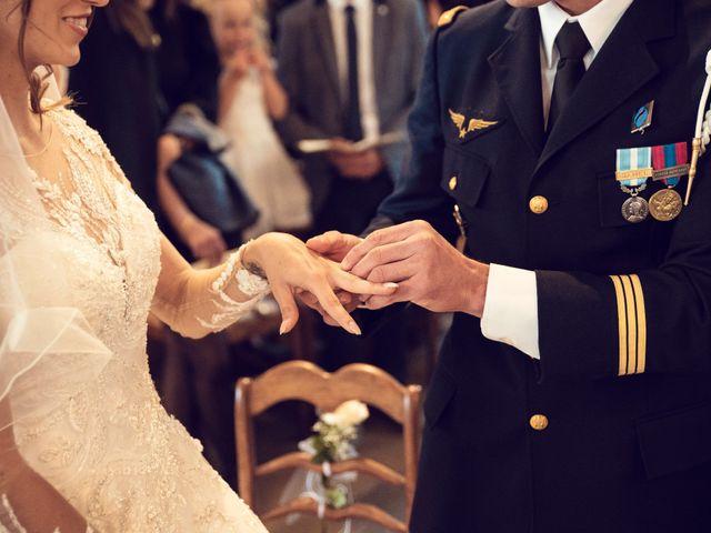 Le mariage de Julien et Deborah à Ornans, Doubs 27