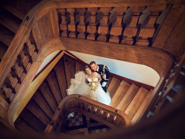 Le mariage de Julien et Deborah à Ornans, Doubs 43