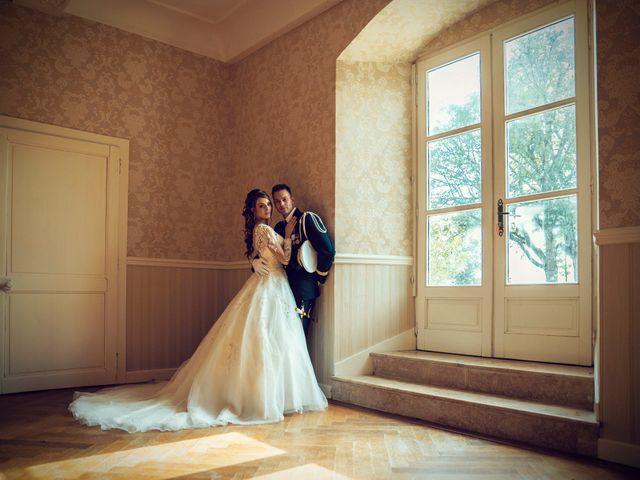 Le mariage de Julien et Deborah à Ornans, Doubs 44