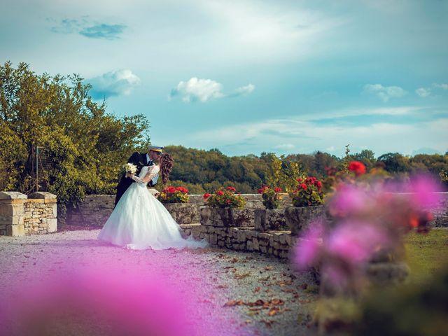 Le mariage de Julien et Deborah à Ornans, Doubs 46