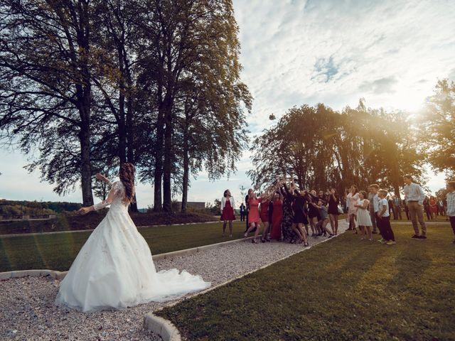 Le mariage de Julien et Deborah à Ornans, Doubs 50