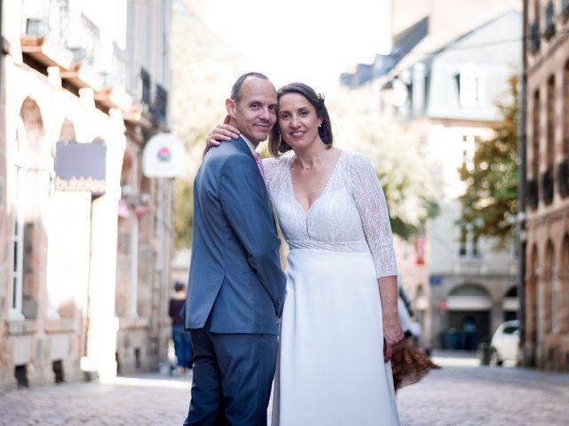 Le mariage de Hervé et Carole à Rennes, Ille et Vilaine 1