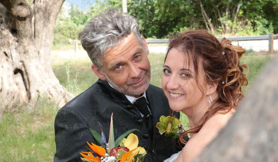 Le mariage de Denis et Sandrine   à Pignans, Var
