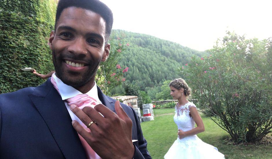 Le mariage de Estelle   et Laurent  à Le Vigan, Gard