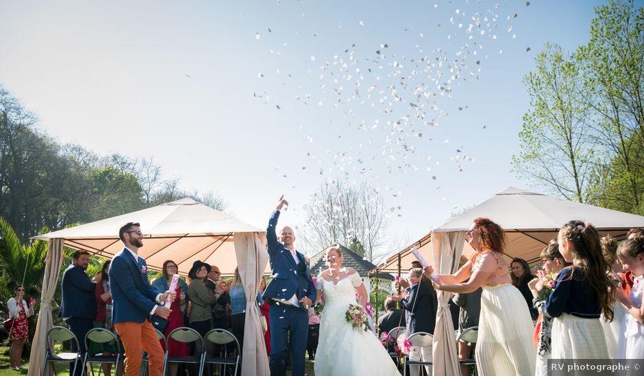 Le mariage de Laurent et Véronique à Guissény, Finistère