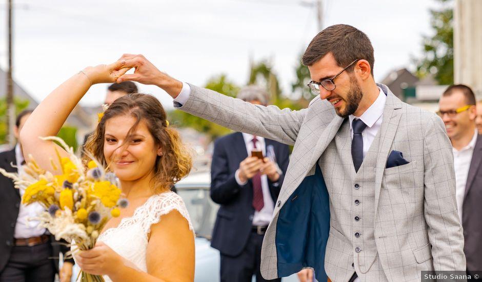 Le mariage de Olivier et Justine à Malville, Loire Atlantique