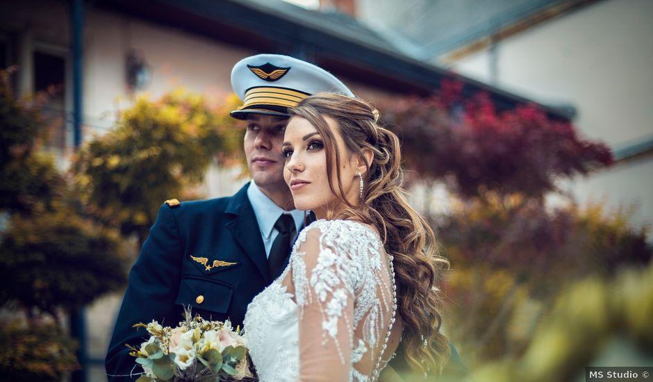 Le mariage de Julien et Deborah à Ornans, Doubs