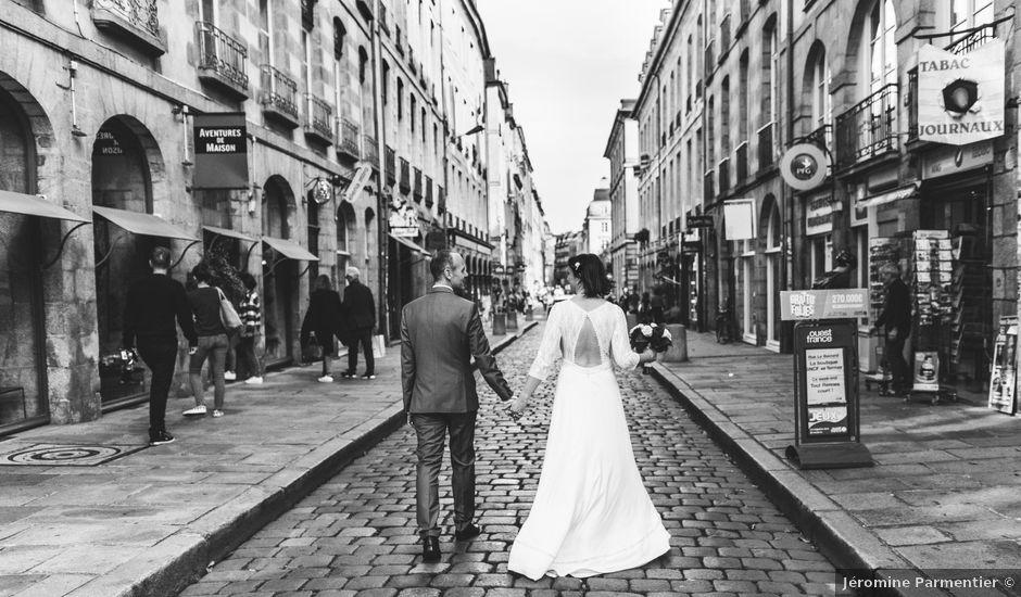 Le mariage de Hervé et Carole à Rennes, Ille et Vilaine