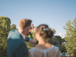 Le mariage de Sarah et Alexandre 1