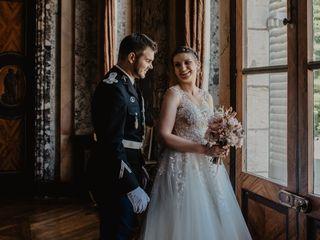 Le mariage de Fanny et Alexian