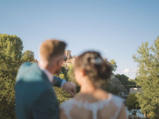 Le mariage de Alexandre et Sarah à Lavaur, Tarn 1