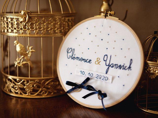 Le mariage de Yannick et Clémence à Vesoul, Haute-Saône 17