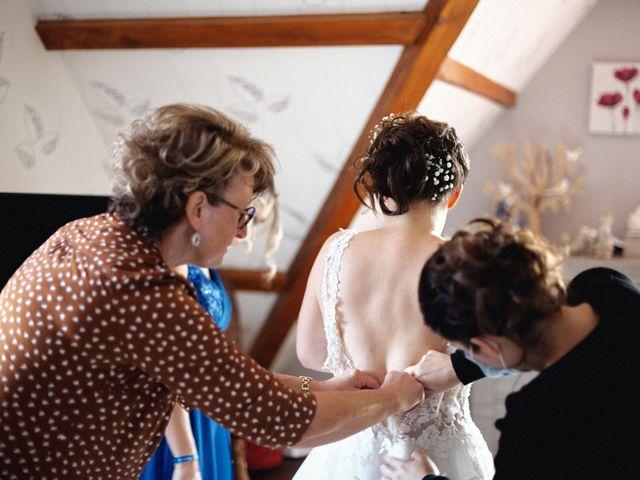 Le mariage de Yannick et Clémence à Vesoul, Haute-Saône 21