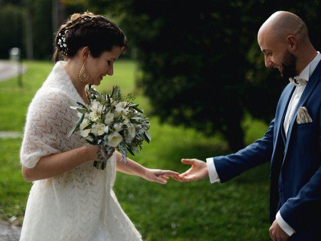 Le mariage de Yannick et Clémence à Vesoul, Haute-Saône 28