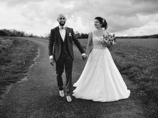 Le mariage de Yannick et Clémence à Vesoul, Haute-Saône 39