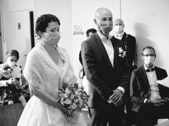 Le mariage de Yannick et Clémence à Vesoul, Haute-Saône 45