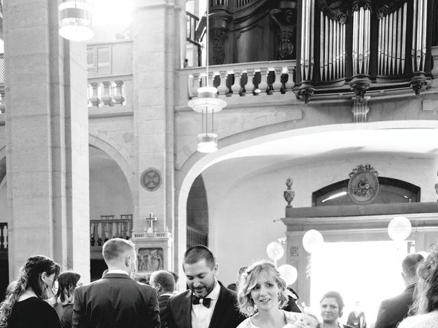 Le mariage de Yannick et Clémence à Vesoul, Haute-Saône 52