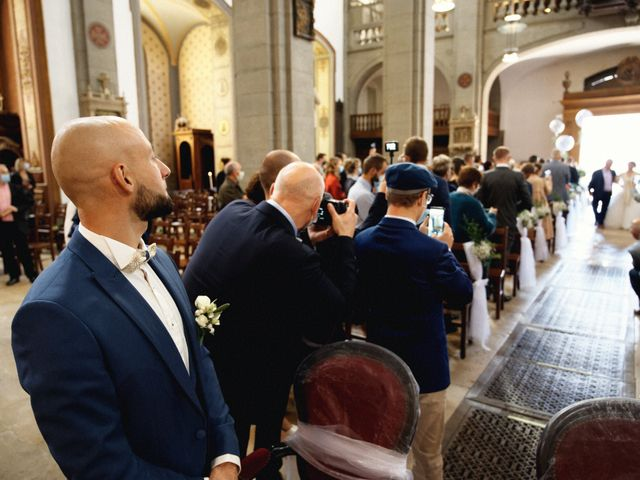 Le mariage de Yannick et Clémence à Vesoul, Haute-Saône 53