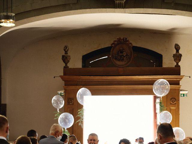 Le mariage de Yannick et Clémence à Vesoul, Haute-Saône 54