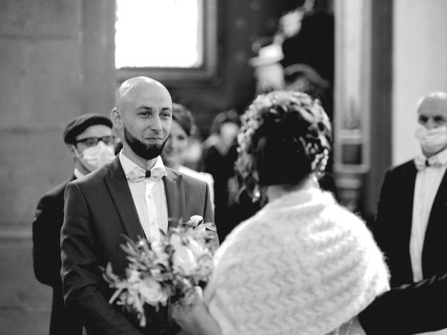 Le mariage de Yannick et Clémence à Vesoul, Haute-Saône 56