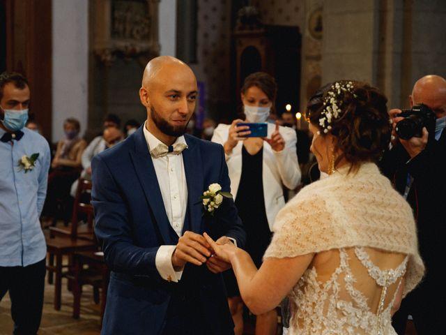Le mariage de Yannick et Clémence à Vesoul, Haute-Saône 62