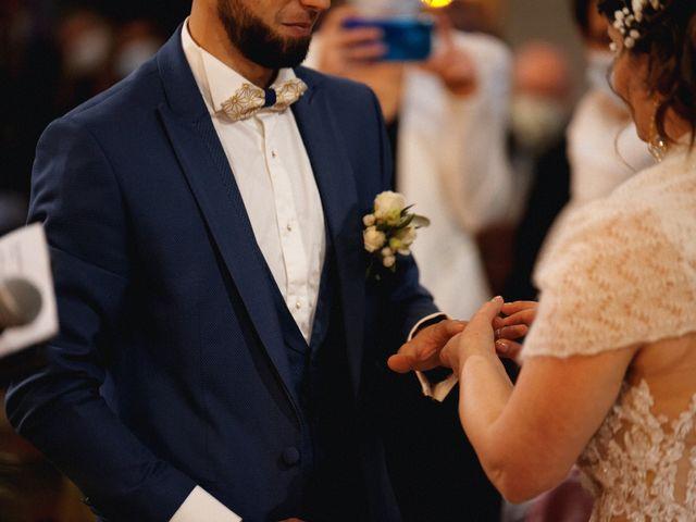Le mariage de Yannick et Clémence à Vesoul, Haute-Saône 63