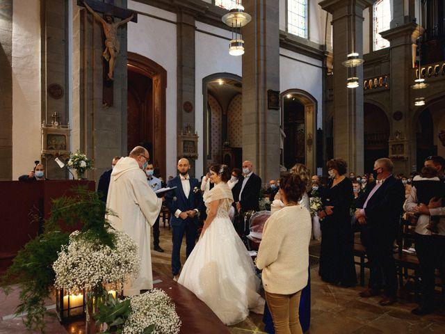 Le mariage de Yannick et Clémence à Vesoul, Haute-Saône 64