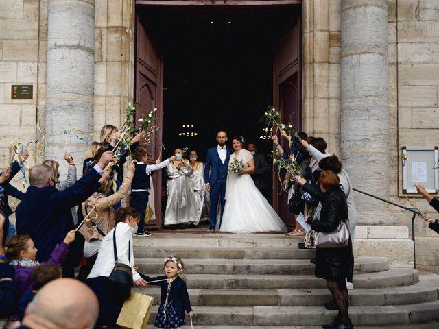 Le mariage de Yannick et Clémence à Vesoul, Haute-Saône 67