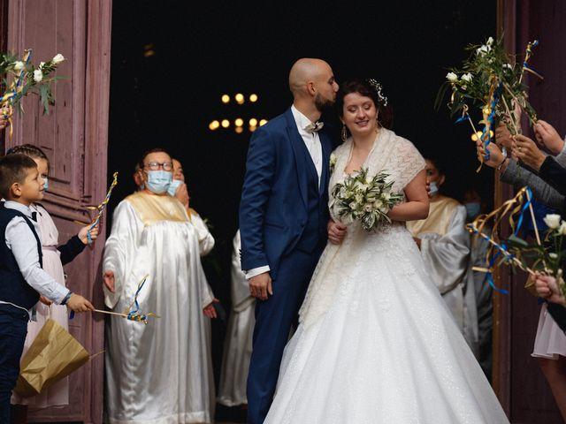 Le mariage de Yannick et Clémence à Vesoul, Haute-Saône 68