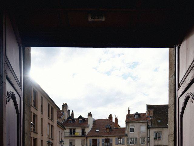 Le mariage de Yannick et Clémence à Vesoul, Haute-Saône 69