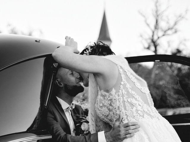 Le mariage de Yannick et Clémence à Vesoul, Haute-Saône 83