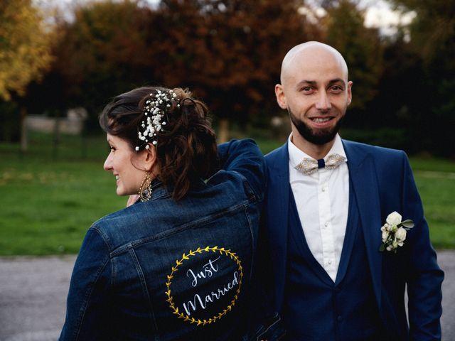 Le mariage de Yannick et Clémence à Vesoul, Haute-Saône 86