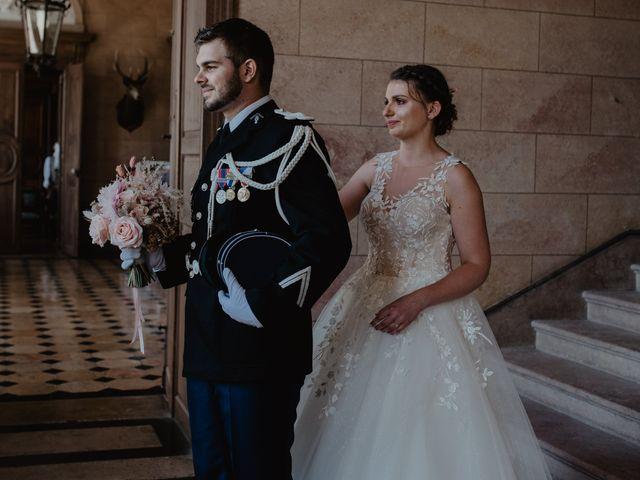 Le mariage de Alexian et Fanny à Arceau, Côte d'Or 35