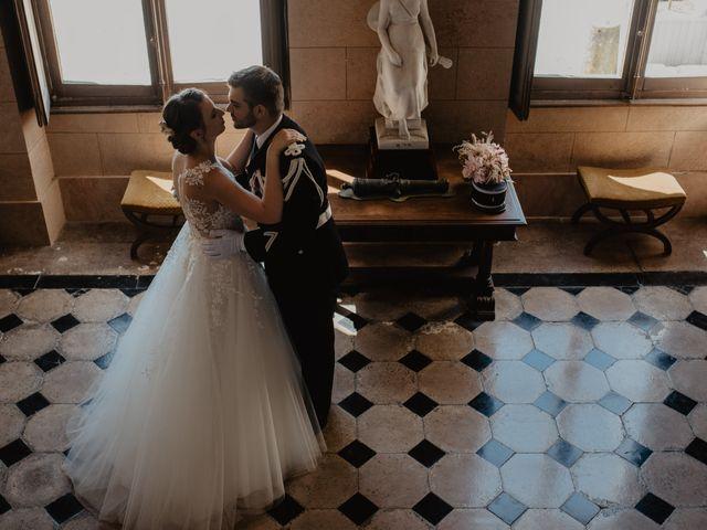 Le mariage de Alexian et Fanny à Arceau, Côte d'Or 41