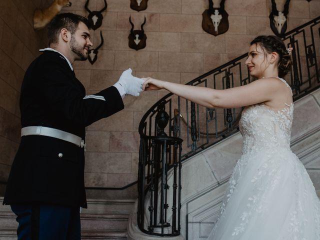 Le mariage de Alexian et Fanny à Arceau, Côte d'Or 43