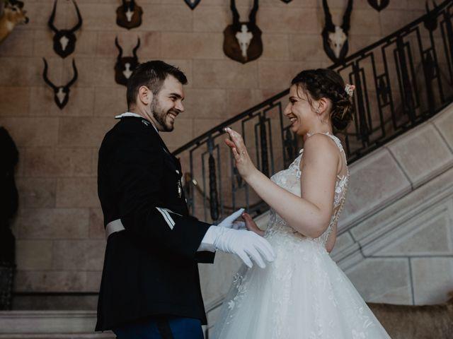 Le mariage de Alexian et Fanny à Arceau, Côte d'Or 44
