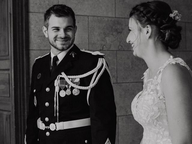 Le mariage de Alexian et Fanny à Arceau, Côte d'Or 49